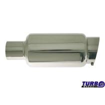 Sport kipufogó dob TurboWorks QDD-05 2,5